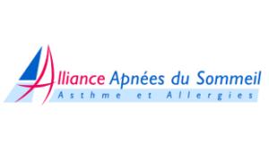 Logo Alliance Apnées du Sommeil