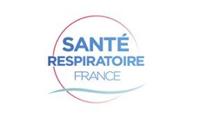 Logo Santé Respiratoire France