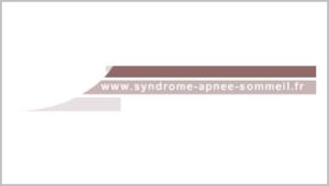 Logo Syndrome Apnée du sommeil