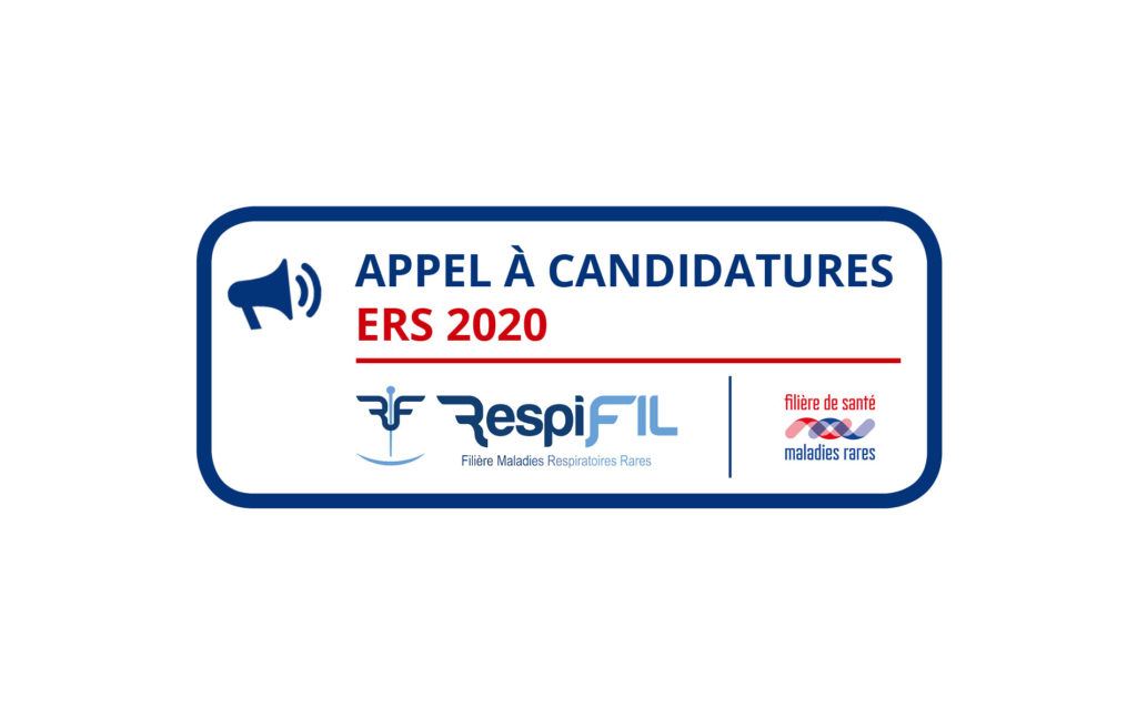 appel a candidature ERS 2020