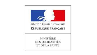 logo ministère des solidarités et de la santé