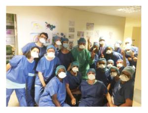 equipe pneumo hopital bicetre