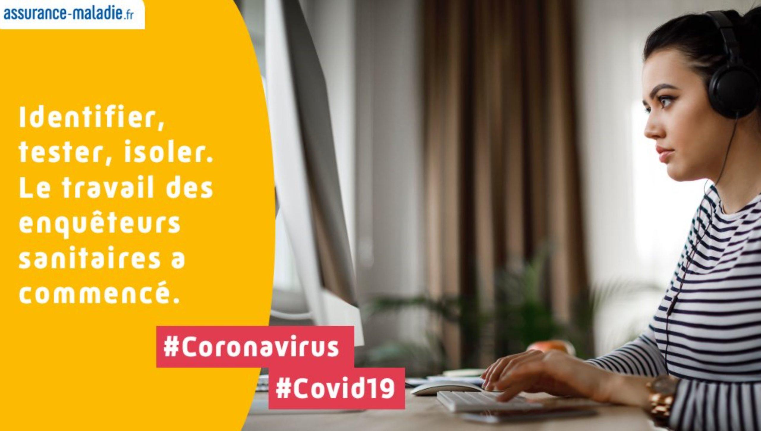 assurance maladie covid-19