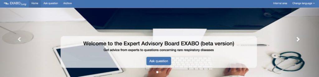 expert advisory board EXABO