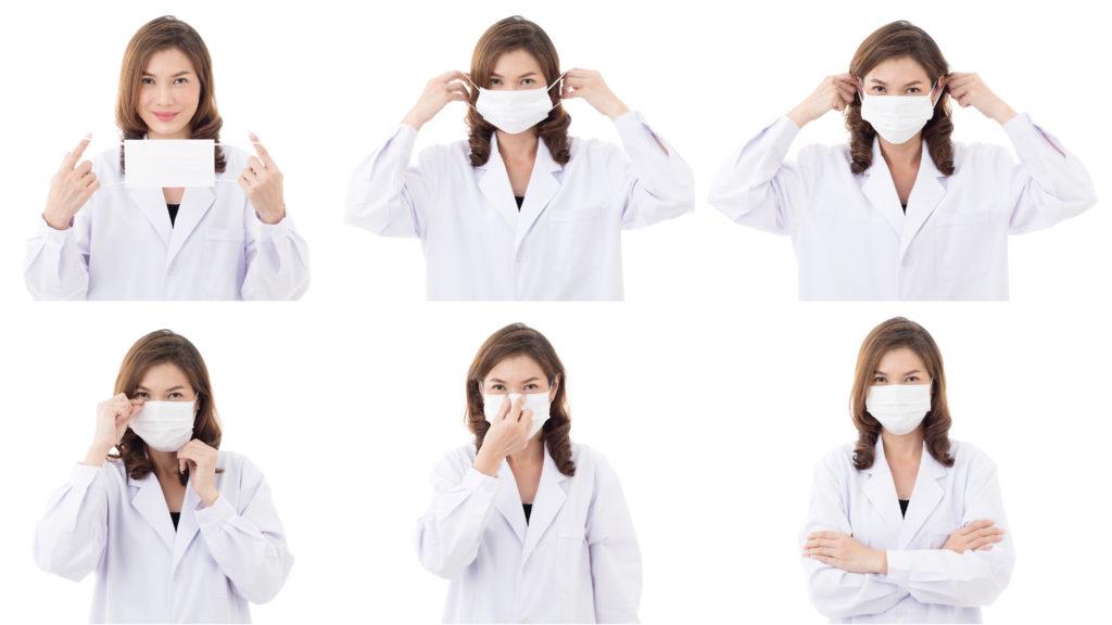 comment porter un masque ?