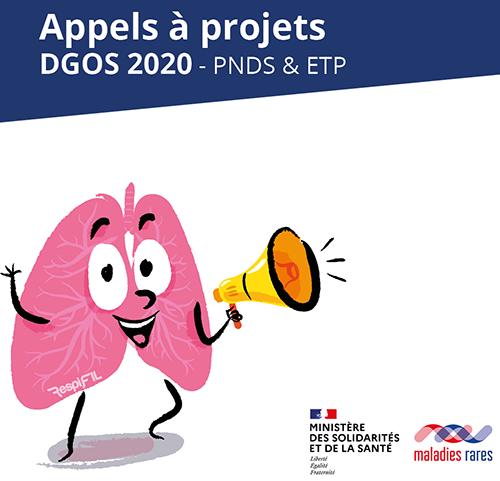 appels à projets DGOS juin 2020