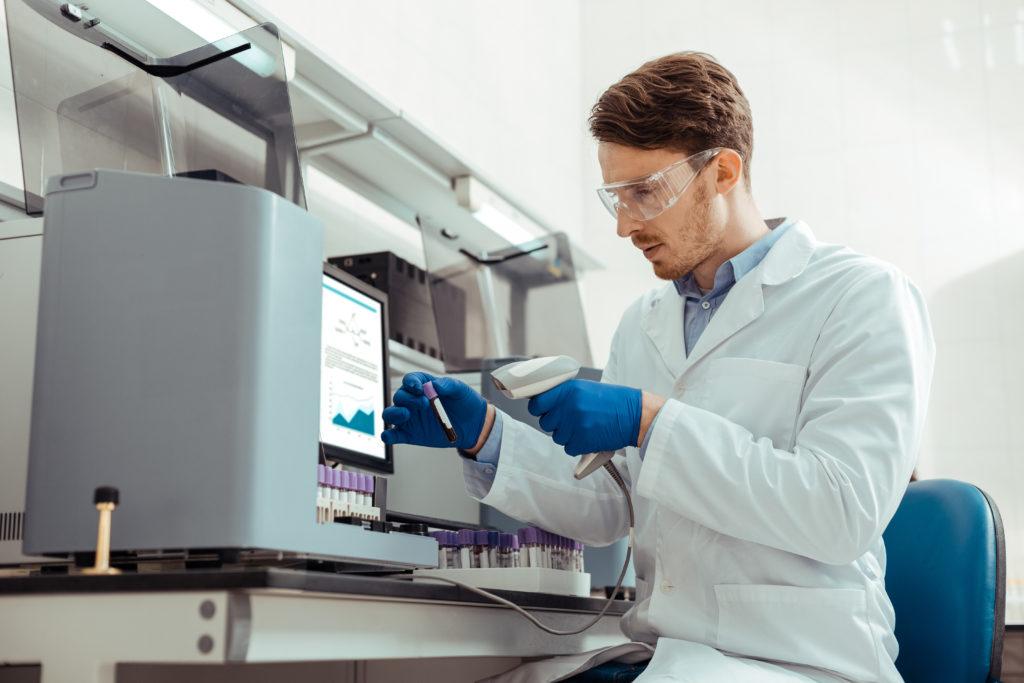 Laboratoire de diagnostic